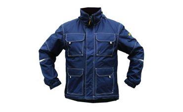 Storvik Caton Werkjas (marineblauw)