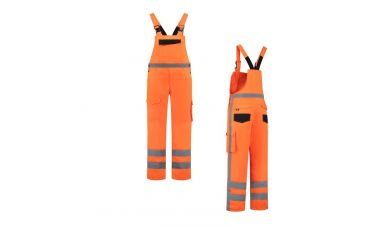 MM High Visibility Overall (FluoOranje)
