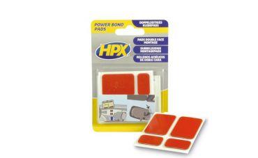 Dubbelzijdig Acryltape/-pads (4stuks)