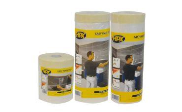 HPX Afdekfolie met afplakband op dispencer