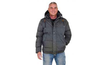 Storvik Marco Winterjas (grijs)