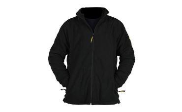Storvik Raman Gevoerd Fleecevest (zwart)