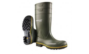 Dunlop Acifort Heavy Duty Knielaars (groen)