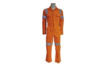 JMP Wear Veiligheidsoverall (oranje)