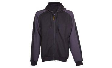 Storvik Frank Hooded Sweater (zwart/antra)