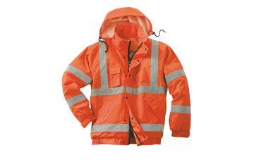 Veiligheids-Pilotjack (oranje)