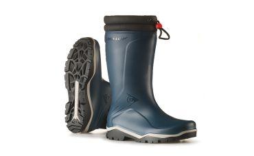 Dunlop Blizzard Winterlaars (blauw)