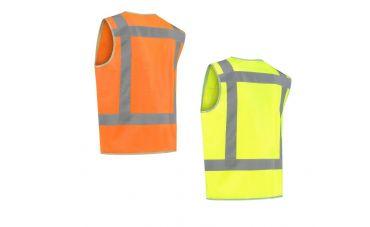 Signalisatievest RWS (geel)