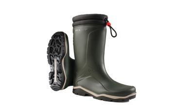 Dunlop Blizzard Winterlaars (groen)