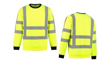MM Veiligheidssweater (FluoGeel)
