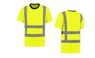MM veiligheidsshirt (FluoGeel)
