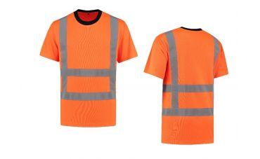 MM veiligheidsshirt (FluoOranje)