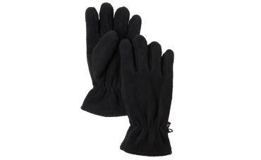 Fleece Handschoenen (zwart)
