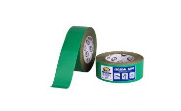 PE film isoseal tape 50mm x 25m (groen)