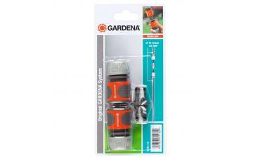 "Gardena Koppelingsset 13mm (1/2"") - 15mm (5/8"")"