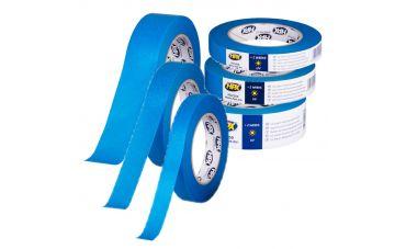 Afplakband / Maskting tape UV-bestendig (blauw)