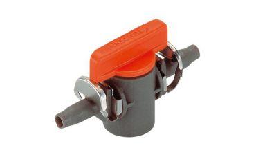 """Gardena Micro-Drip system afsluitventiel 4,6mm (3/16"""")"""