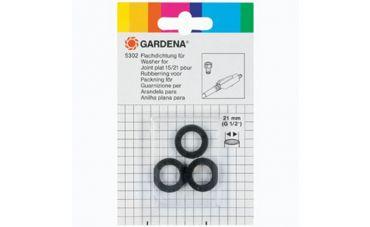 Gardena Rubberingen (21mm) ( 3 stuks)