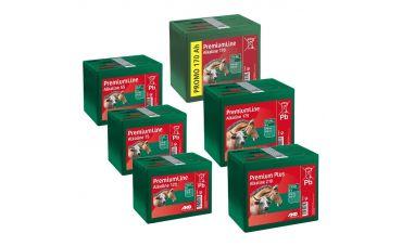 AKO Alkaline PremiumLine Droge batterij (9V)