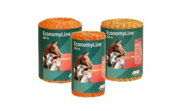 AKO EconomyLine schrikdraad geel/oranje