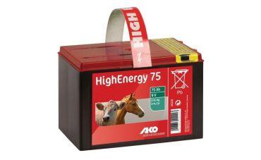 AKO High Energy Saline Droge Batterij (9V)