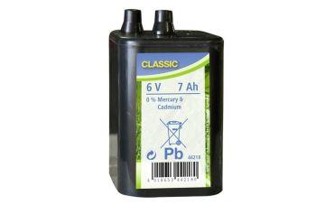 AKO Zink-lucht blokbatterij (6V)