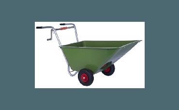 Hummer Kalvertaxi met lier (160 liter)