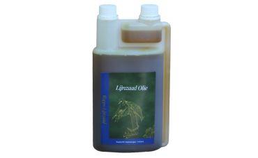 Rapide Lijnzaad olie 1L