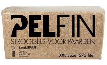 Pelfin houtvezelbalen XXL 575 LITER