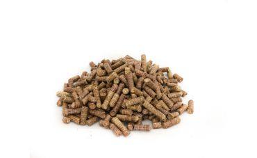 Hardhout pellets DIN+ 6 mm