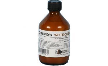 Amos Witte olie - 300 ml