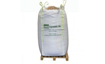 Houtpellets Wit | Big Bag 2m³ | DIN+ EN+/A1
