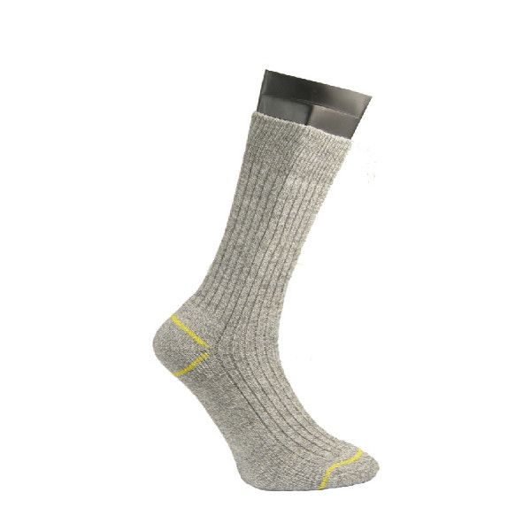 Stapp Noorse Sok (grijs)(2st.)