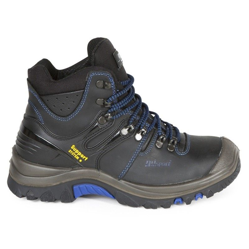 Grisport Hoge Werkschoenen 71001 (zwart)