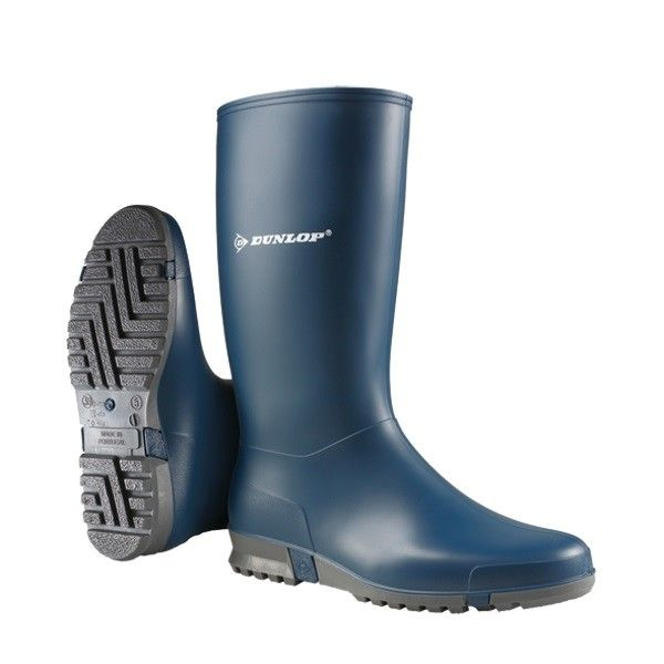 Dunlop Sportlaars (blauw)