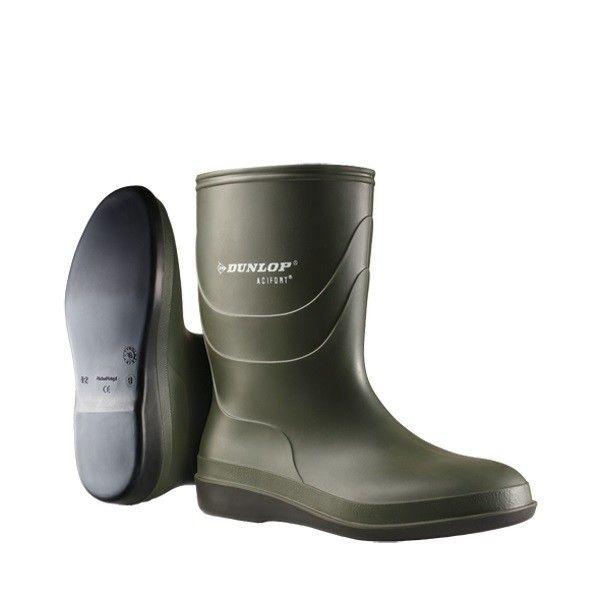 Dunlop Biosecure Laars (groen)