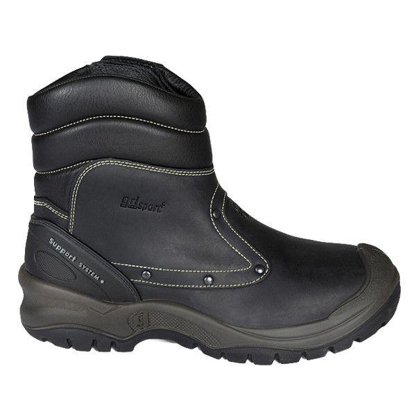 Grisport Lasschoenen (zwart)