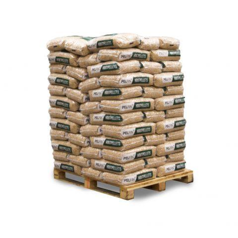Pelfin Premium Pellets Naaldhout   84 zak x 12,5 kg
