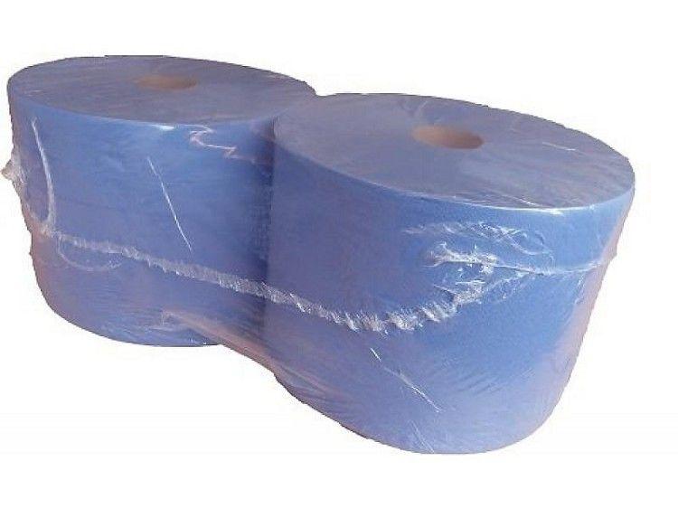 Uierpapier blauw 3-laags (2 per pak)