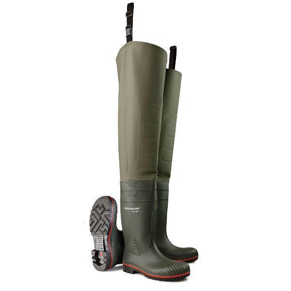 Dunlop Acifort Heavy Duty Lieslaars