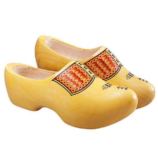 Peppel Klomp (geel)