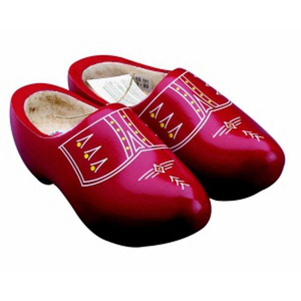 Peppel Klomp (rood)