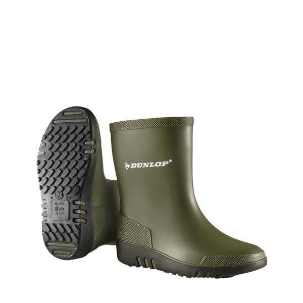 Dunlop Mini Laars (groen)