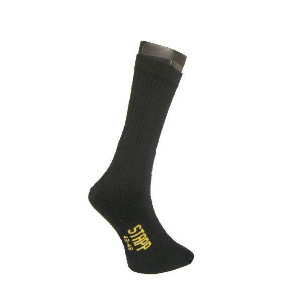 Stapp Casual Sokken (zwart)(3 paar)