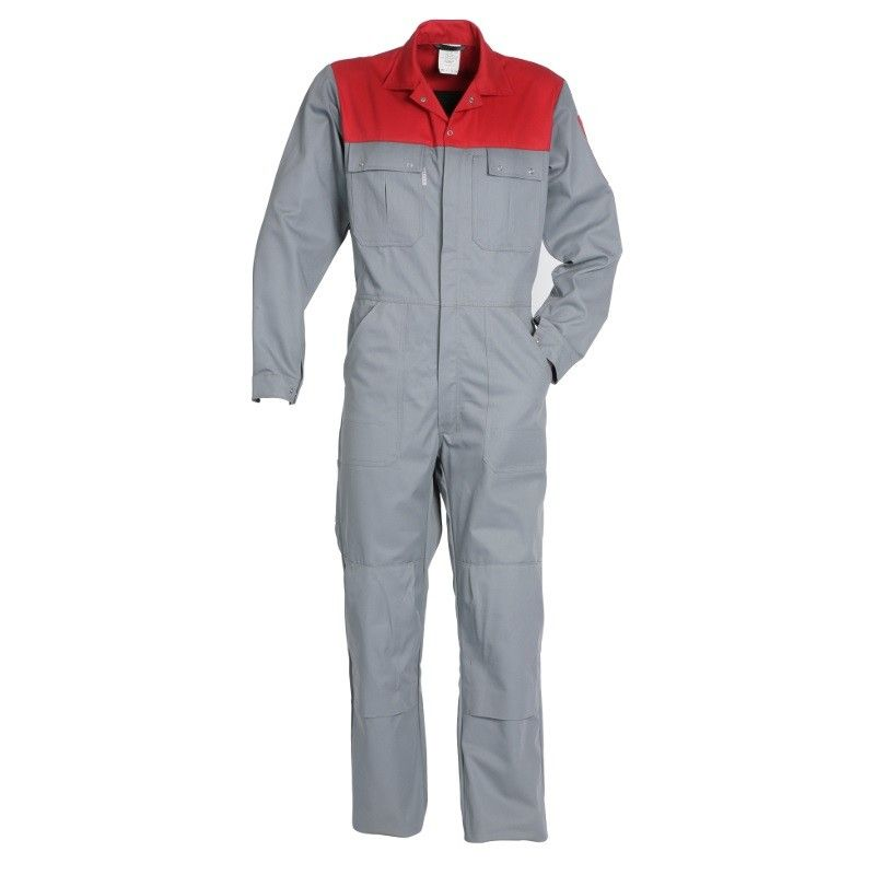 Havep Overall (grijs/rood)