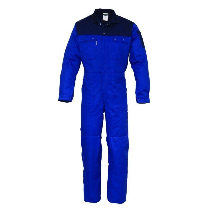 Havep Overall (korenblauw/marineblauw)
