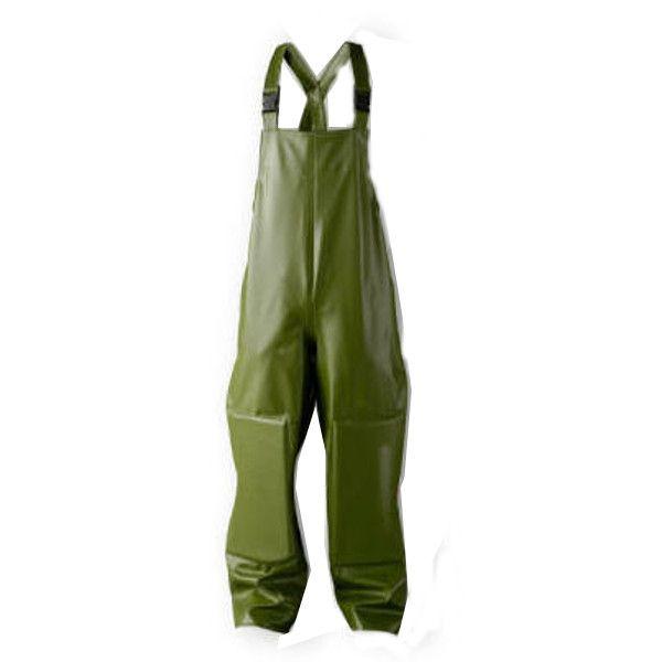 Dolfing Tuinbroek met Kniestukken (groen)