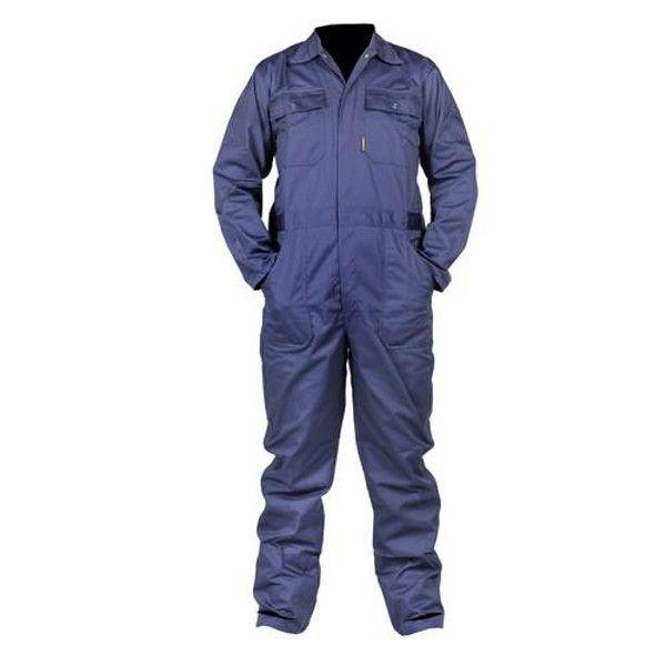 Import Overall Poly/katoen (marineblauw)