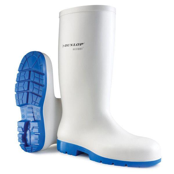 Dunlop Acifort Knielaars (wit)