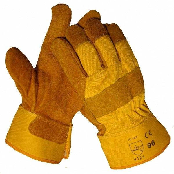 Splitleren Gevoerde Handschoenen